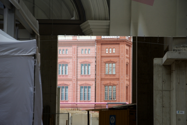 Who knows, Schinkel's Bauakademie may be Berlin's next historical reproduction...